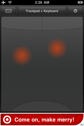 HippoVNC for Mac OS X screenshot